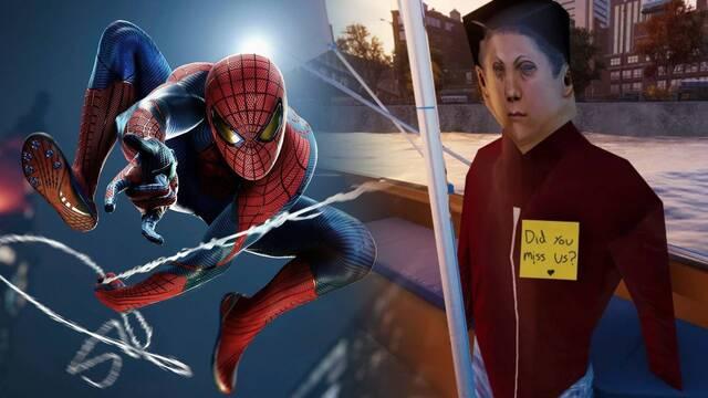 Spider-Man: Remastered y su 'easter egg' de la gente del barco.