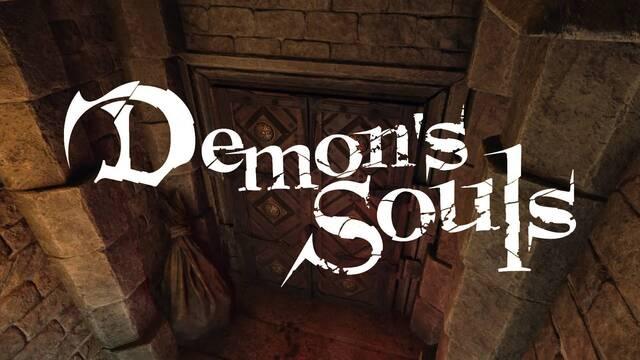 Demon's Souls tiene una misteriosa puerta que no estaba en el original.