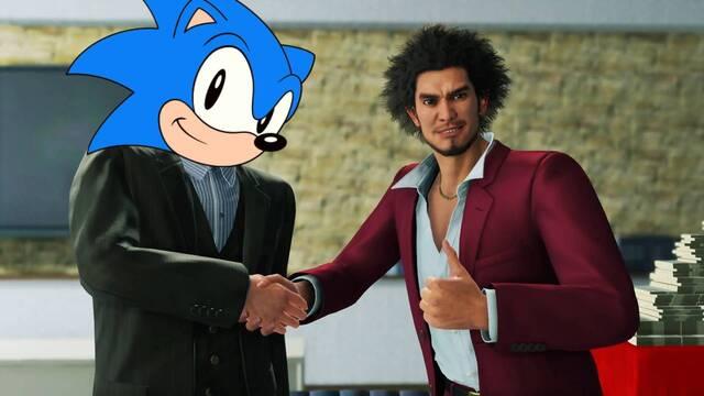 """Daisuke Sato, productor de Yakuza: """"Me gustaría hacer un Sonic completamente diferente""""."""