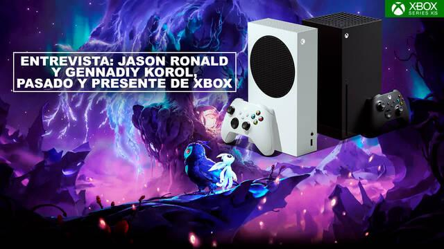 Entrevista Jason Ronald y Gennadiy Korol, pasado y presente de Xbox