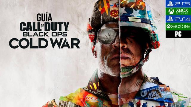 Guía Call of Duty: Black Ops Cold War, trucos, consejos y secretos