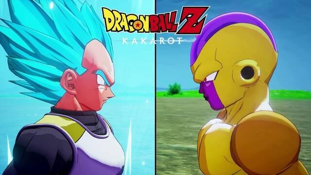 Tráiler de lanzamiento de Dragon Ball Z: Kakarot - El Despertar de un nuevo Poder - Parte 2.