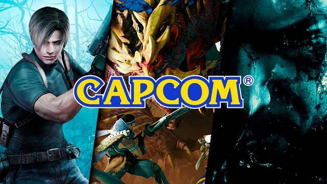Capcom filtración futuros juegos 2021 y más adelante