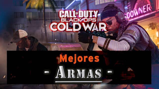 CoD Black Ops Cold War: Las mejores armas de cada clase