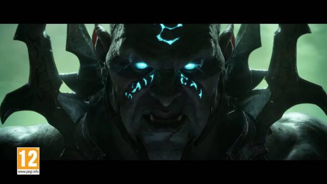 World of Warcraft: Shadowlands tráiler cinemático de lanzamiento Blizzard