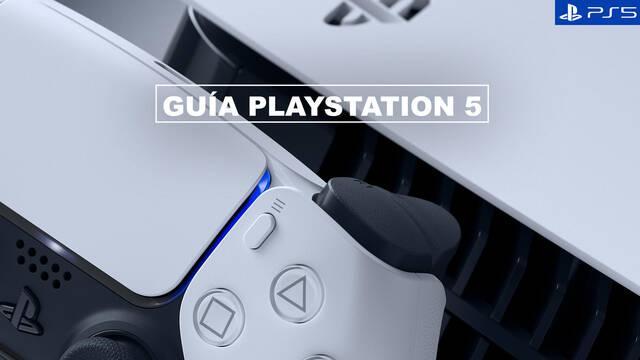 PlayStation 5: Guía de Uso, preguntas y solución de problemas