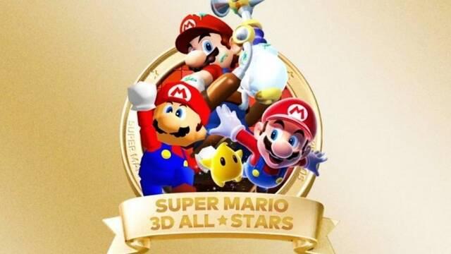 La actualización de Super Mario 3D All-Stars