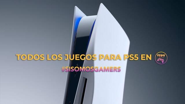 Juegos de PS5 en TTDV.