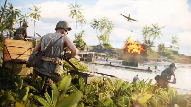 Actualización de otoño de Battlefield V.
