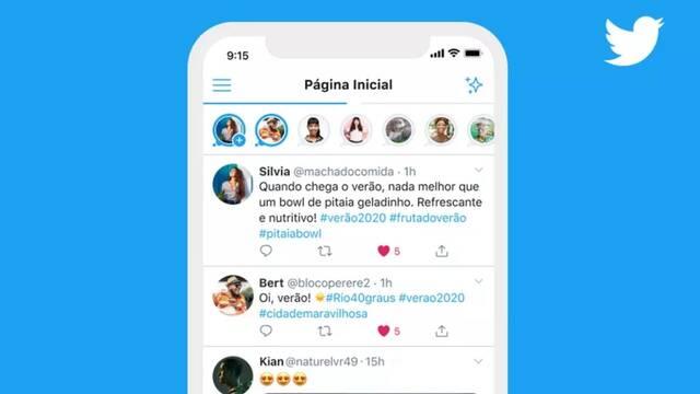 Fleets llega a Twitter imitando a Snapchat e Instagram.
