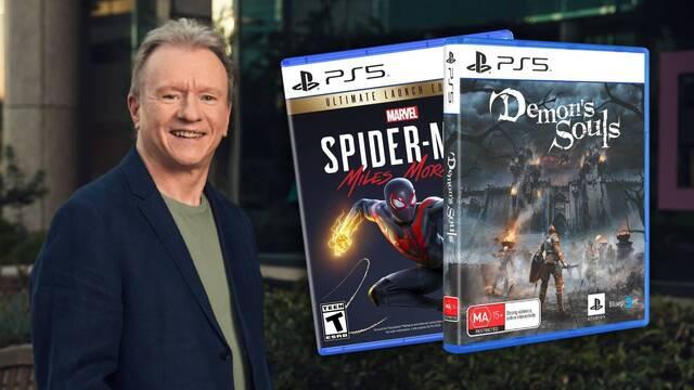 Jim Ryan, CEO de Sony, defiende que los juegos de PS5 cuesten 80 euros.