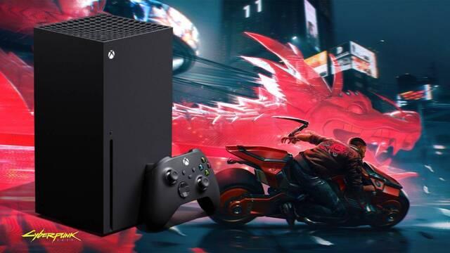 10 minutos de gameplay de Cyberpunk 2077 en Xbox Series X y Xbox One X.