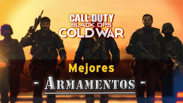 CoD Black Ops Cold War: ¿Cuáles son los mejores armamentos?