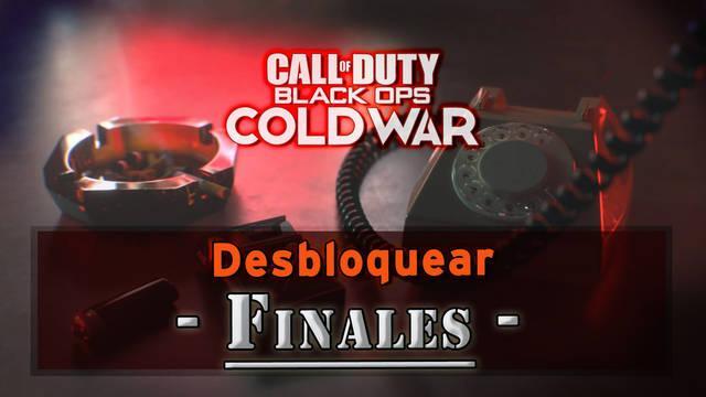 Cómo ver todos los finales de CoD Black Ops Cold War
