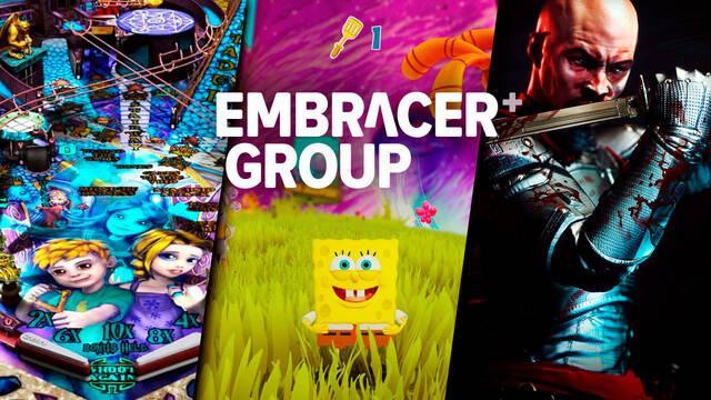 THQ Nordic y Embracer Group compra de 13 estudios