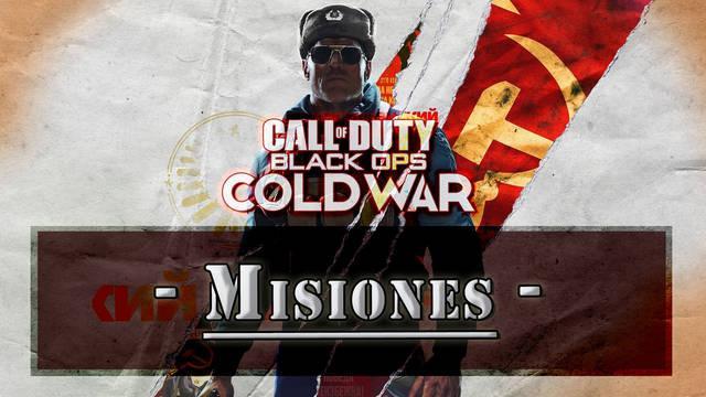 Campaña al 100% de Call of Duty: Black Ops Cold War