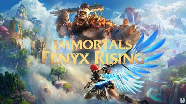 Immortals Fenyx Rising y su contenido postlanzamiento