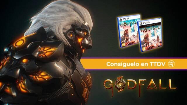 Godfall para PS5 ya disponible en TTDV.