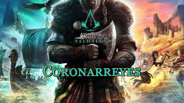 Coronarreyes al 100% en Assassin's Creed Valhalla