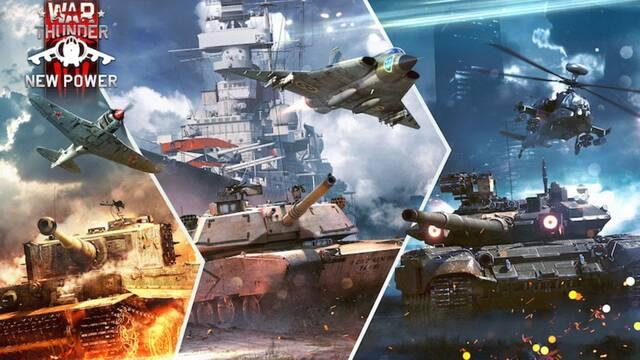 War Thunder recibe la mayor actualización de su historia.
