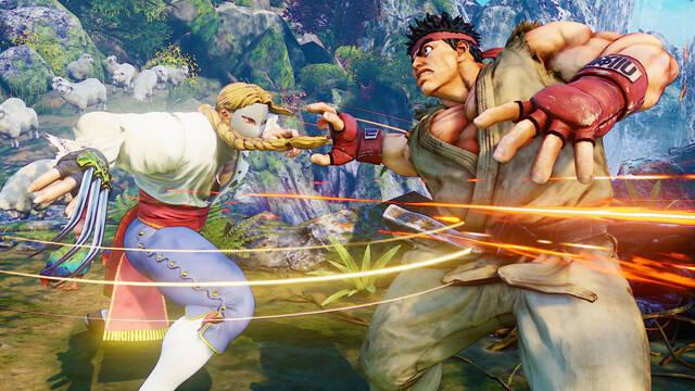 Street Fighter 6 PS5 Xbox Series X/S, PS4, Xbox One, PC