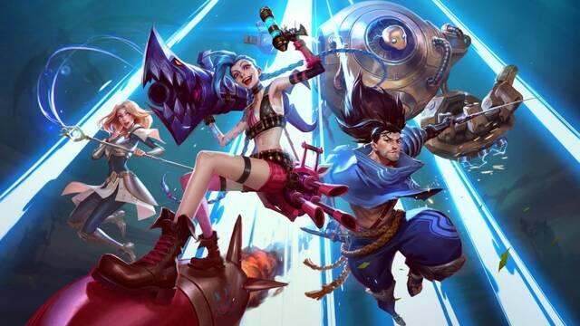 La beta de League of Legends: Wild Rift llegará a Europa el 10 de diciembre.