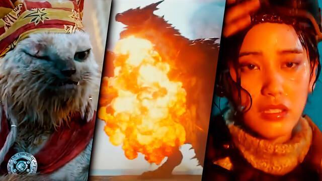 Monster Hunter película tráiler nuevo Rathalos