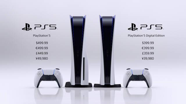 PS5 reservar comprar game fnac amazon