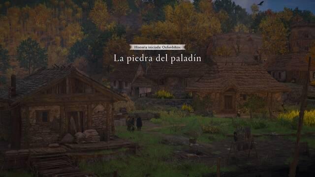 La piedra del paladín al 100% en Assassin's Creed Valhalla