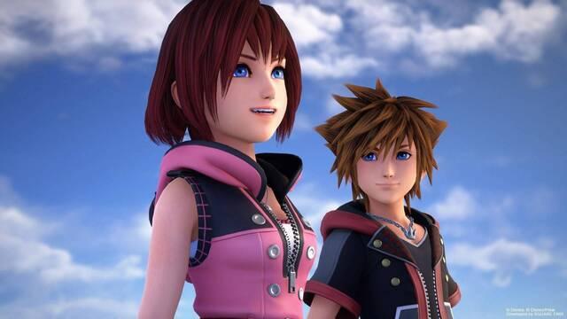 Kingdom Hearts 4 Square Enix