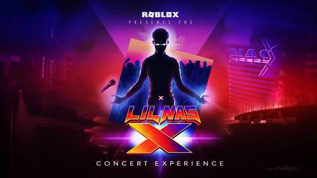 Roblox y el rapero Lil Nas X