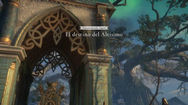 El destino del Altísimo al 100% en Assassin's Creed Valhalla