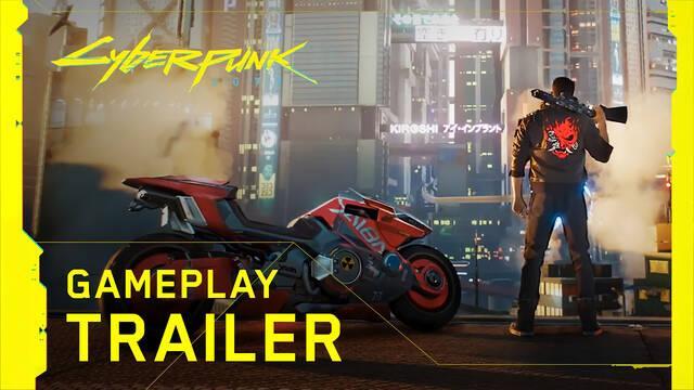 Dos nuevos tráilers de Cyberpunk 2077.