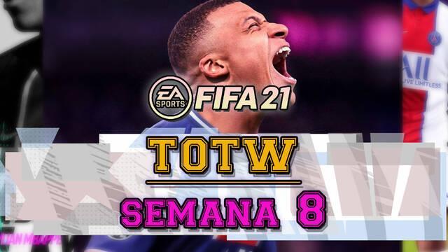 FIFA 21 - TOTW 8: Ya disponible con Mané, Kanté y Sommer