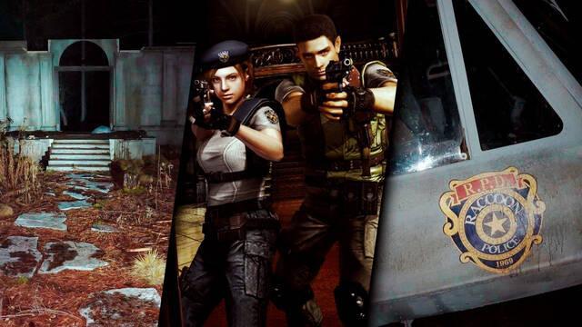 Resident Evil película nueva reinicio