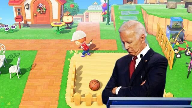 Animal Crossing no quiere política