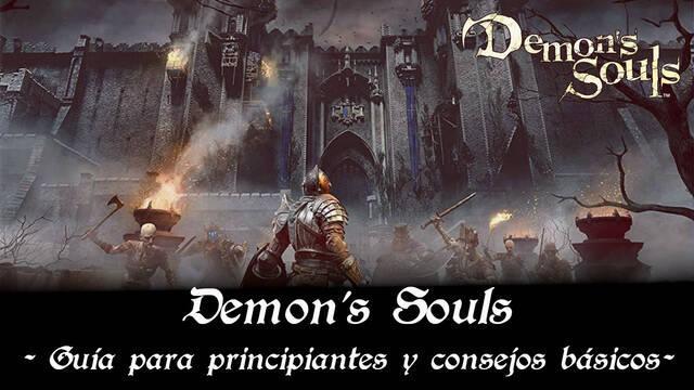 Demon's Souls - Cómo jugar: trucos y consejos
