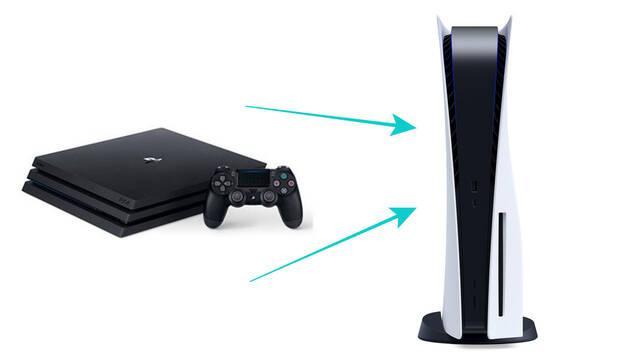 Crean una base de datos con los juegos retrocompatibles de PS4 en PS5