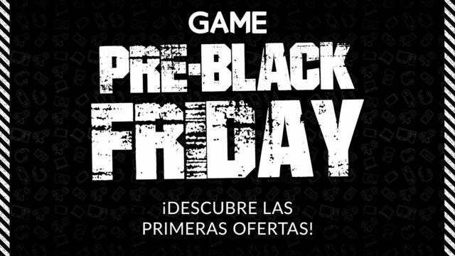 GAME anuncia grandes descuentos como preparativo para el Black Friday