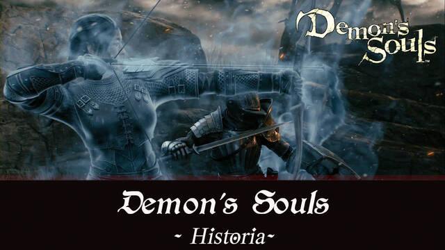 Historia al 100% en Demon's Souls Remake