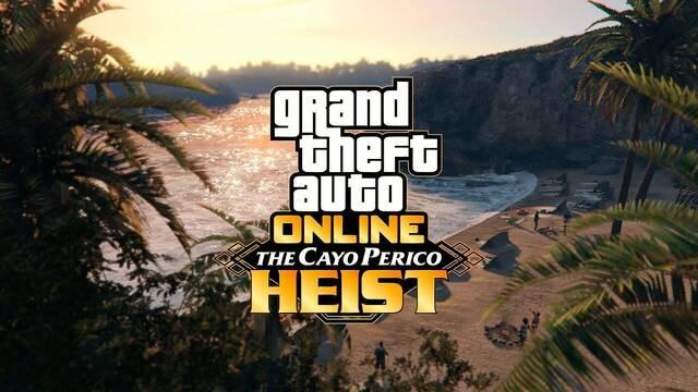 Golpe a Cayo Perico, la mayor actualización de GTA Online