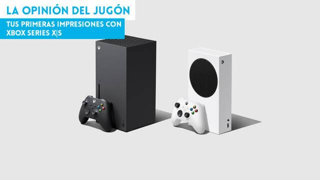 Tus primeras impresiones con Xbox Series X|S