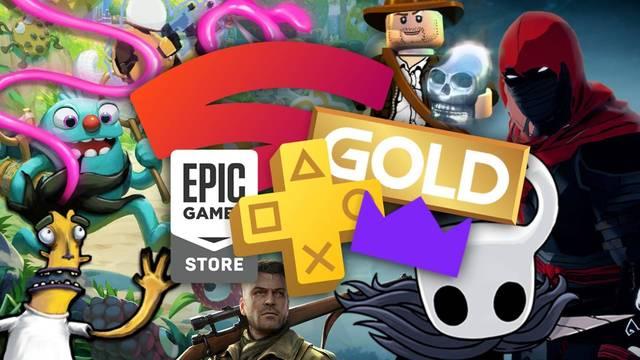 Juegos gratis de octubre de 2020.