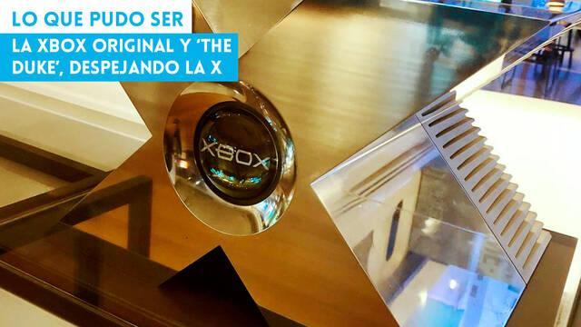 La Xbox original y 'The Duke', despejando la X