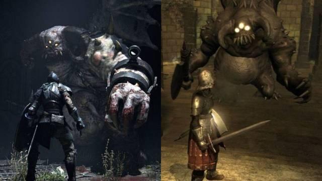 Demon's Souls Remake respeta la visión creativa del original, según su director creativo.