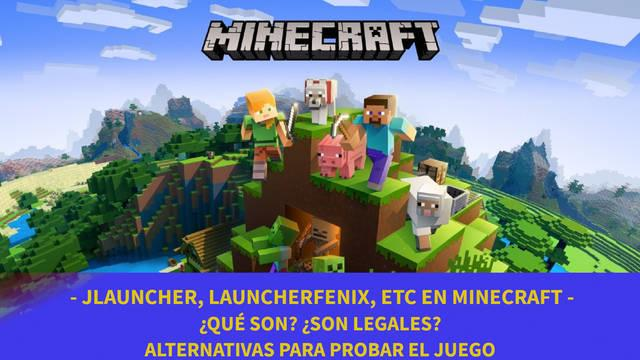 Minecraft: LauncherFenix, Tlauncher y servidores no premium