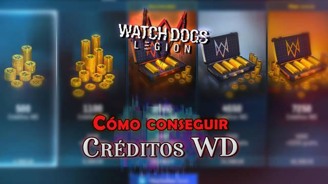 Watch Dogs Legión: Cómo conseguir Créditos WD y precios