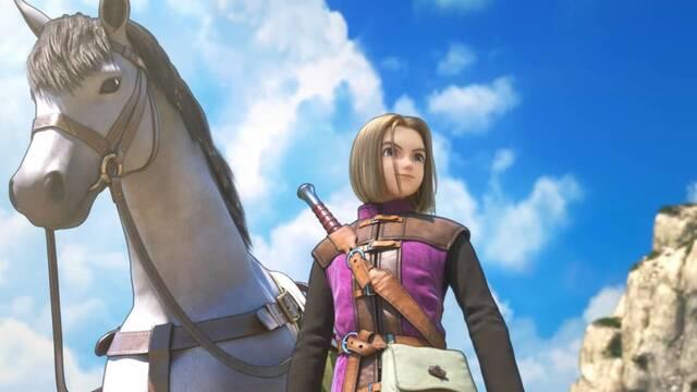 La demo de Dragon Quest XI S ya está disponible en PS4, Xbox One y PC.