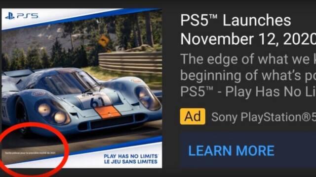 Posible filtración de la fecha de lanzamiento de Gran Turismo 7.