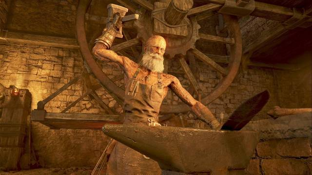 Ed, el herrero en Demon's Souls Remake: quest, objetos, recompensas...